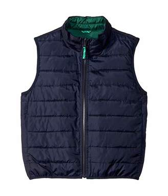 J.Crew crewcuts by Lightweight Packable Puffer Vest (Toddler/Little Kids/Big Kids)