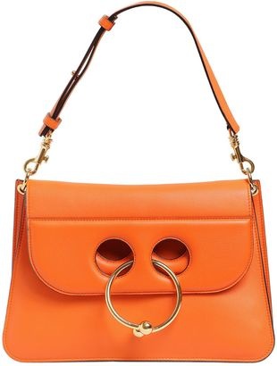 J.W.Anderson Medium Pierce Leather Shoulder Bag