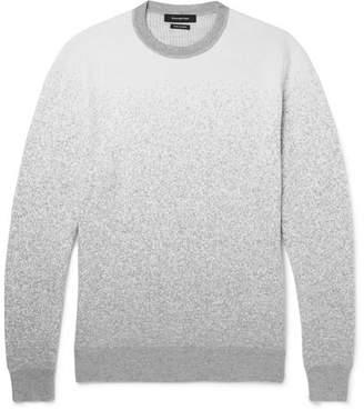 Ermenegildo Zegna Dégradé Cashmere Sweater