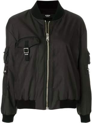 Versus bomber jacket