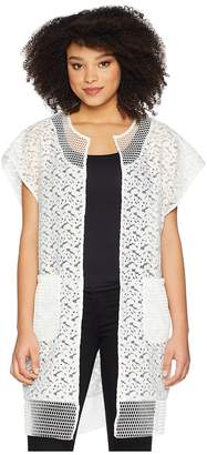 Steve Madden Out of Town Mesh Topper Women's Clothing