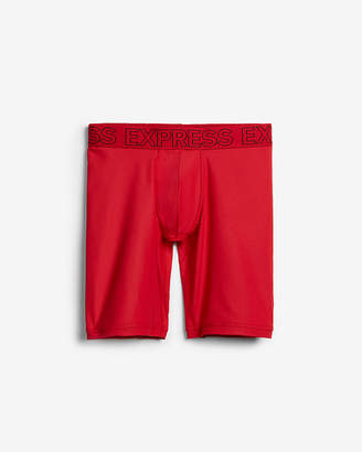 Express Red Performance Extended Boxer Briefs