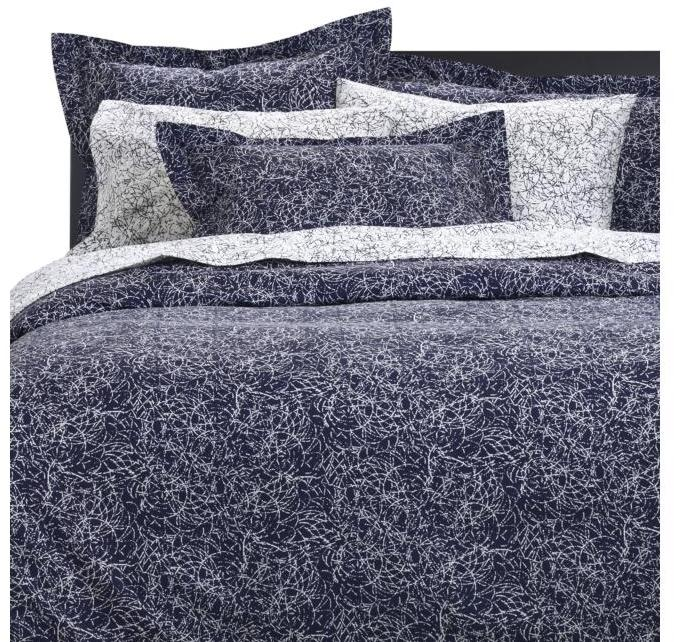 Etch Indigo Bed Linens