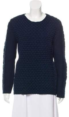See by Chloe Heavy Scoop Neck Sweater
