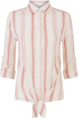 Melissa Odabash Stripe Shirt