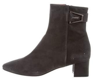 Aquatalia Pointed-Toe Ankle Boots w/ Tags