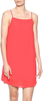 Everly Solid Dress