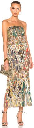 Oscar de la Renta Strapless Gown $4,690 thestylecure.com