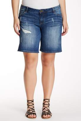 KUT from the Kloth Katy Boyfriend Shorts (Plus Size)