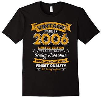 Legends Vintage Made In 2006 12th Birthday Gift 12 years old