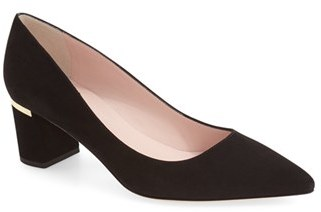 Women's Kate Spade New York 'Milan Too' Pointy Toe Pump