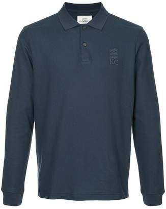 Kent & Curwen chest logo polo shirt