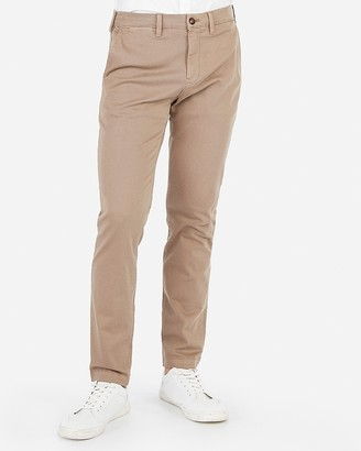 Express Slim Hyper Stretch Chino
