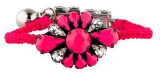 Shourouk Baraka Zoe Pink Bracelet