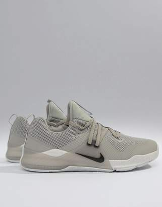 Nike Training Zoom Command Sneakers In Grey 922478-006
