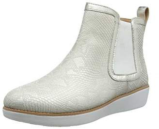 4e9b32ef7f0e7 FitFlop Women s CHAI Python Print Ankle Boots