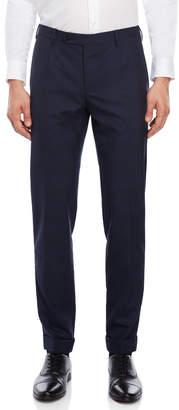 Zanella Blue Dean Check Pants