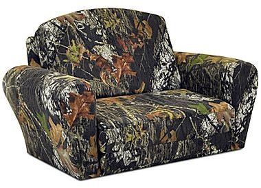 JCPenney Mossy Oak Kids Sleeper Sofa by Kidz World