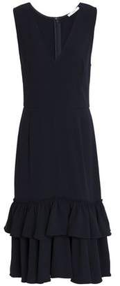 Tome Tiered Crepe Dress