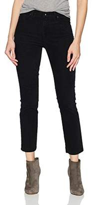 AG Adriano Goldschmied Women's The Isabelle High Rise Straight Jean