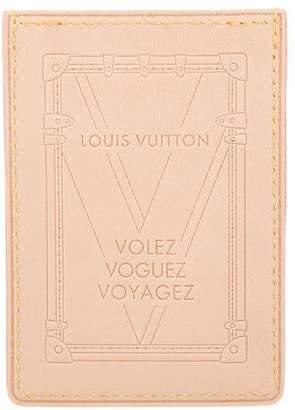 Louis Vuitton Vachetta Card Holder