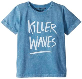 Munster Killer Waves Tee Boy's T Shirt