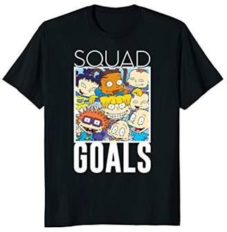 Nickelodeon Rugrats Squad Goals T Shirt