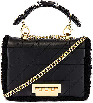 Zac Posen Earthette Small Soft Chain Shoulder Bag