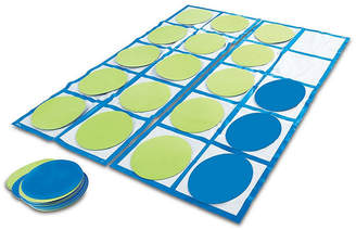 Learning Resources Ten-Frame Floor Mat Activity Set 22 Pieces