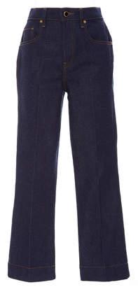 Khaite Fiona High-Rise Jeans