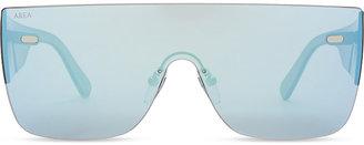 Ss17a0 square-frame sunglasses