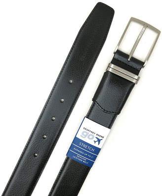 Geoffrey Beene 35MM Comfort Flex Belt with Metal Loop