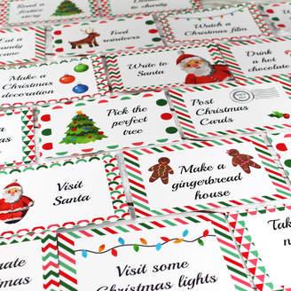 Betty Bramble Christmas Advent Calendar Activity Cards