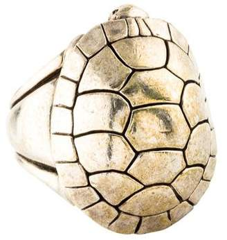 Kieselstein-Cord Turtle Cocktail Ring
