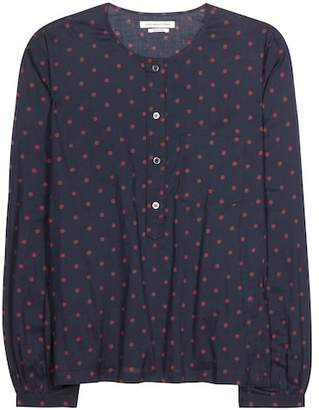 Etoile Isabel Marant Isabel Marant, Étoile Melany cotton top