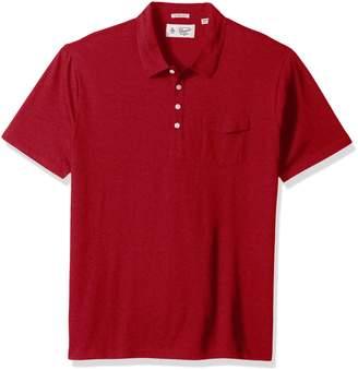 Original Penguin Men's Men's Short Sleeve Jack 2.0 Polo Shirt