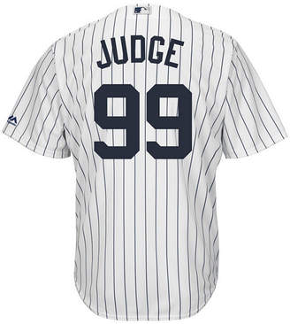 f8c953177d6 Majestic Men Aaron Judge New York Yankees Player Replica Cool Base 3XL-6XL  Jersey