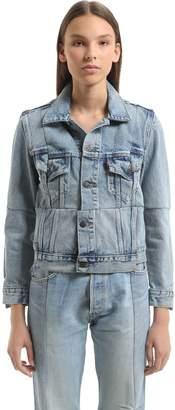 Vetements Levi's Reworked Denim Jacket