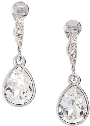 Women's Givenchy Small Drop Clip Earrings $38 thestylecure.com