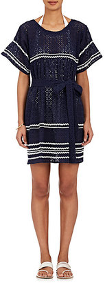 Lisa Marie Fernandez Women's Fiesta Cotton Cover-Up Dress $885 thestylecure.com