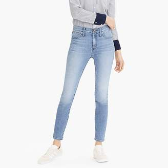 """9"""" High-Rise Toothpick Eco Jean In Light Blue Wash"""