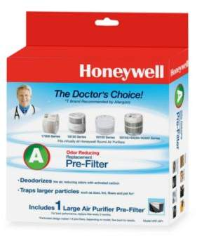 Honeywell Universal Replacement Pre-Filters