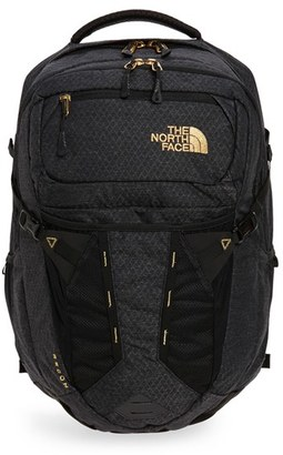 The North Face 'Recon' Backpack - Black $99 thestylecure.com