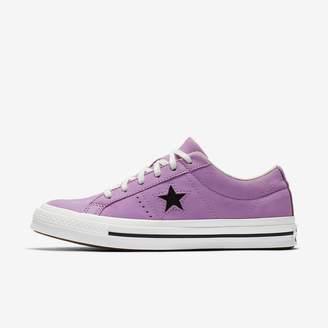 Converse One Star Seasonal Varsity Nubuck Low Top Unisex Shoe