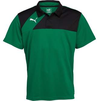 23305eee5df Puma Mens Esquadra Leisure Polo Green/Black