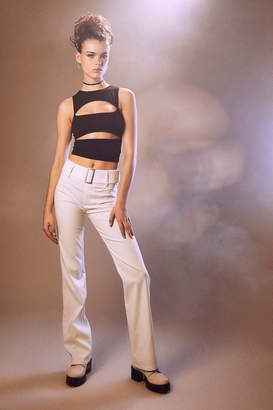 I.AM.GIA Colton Belted Straight Leg Pant