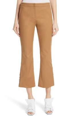N°21 N21 N?21 Ruffle Cuff Pants