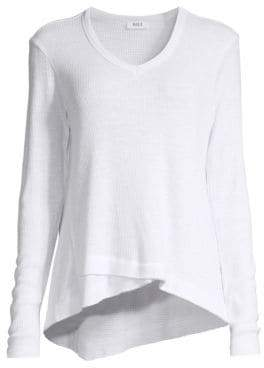 Wilt Shrunken Thermal Wrap Tee