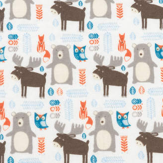 Trend Lab TREND LAB, LLC Scandi Forest Jumbo Flannel Swaddle Blanket