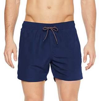 Strellson Bodywear Men's Swim Shorts (Night Blue), Small